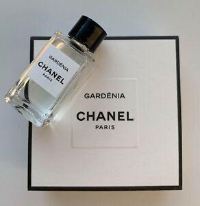 Chanel gardenia Les Exclusifs EDP 4 ml 0.12 fl oz boxed miniature VIP GIFT BNIB