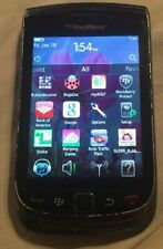 Blackberry Torch 9800 Phone Missing Back Works Great A3A