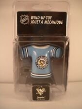 Rare Bleacher Creature NHL Pittsburgh PENGUINS Hockey Team Jersey Wind-Up Toy