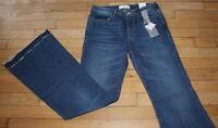 MNG Jeans pour  Femme W 27 - L 32  Taille 36 FLARE (Réf #Y286)