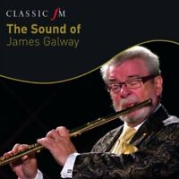 Various Artists-The Sound of James Galway CD   Excellent