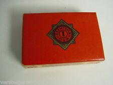 Zigarettenschachtel Remtsma OVA , Schachtel für 10 Zigaretten á 5 Pfennig