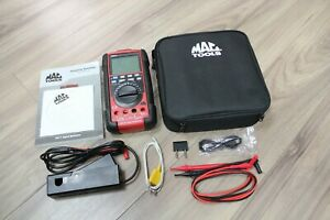 Mac Tools EM721 Digital Multimeter w/ EA-100 Inductive Pick-Up
