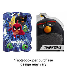 Angry Birds Shaped A6 Notebook Stationery School