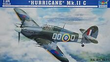 TRUMPETER® 02415 Hurricane Mk.IIC  in 1:24