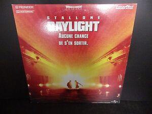 Laserdisc, Daylight, Very Good Condition! Complete
