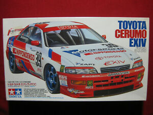 Toyota Cerumo EXIV JTCC 1/24 Tamiya Japanese Touring Car Championship Corona