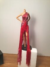 2002 Mattel BARBIE DIVA Red Hot DRESS ONLY Ships USPS First Class Package