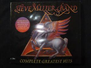 CD STEVE MILLER BAND / COMPLETE GREATEST HITS/