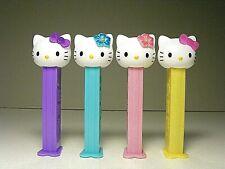Pez Pez Pez! Hello Kitty Pastel Set Of 4 (Set 2)