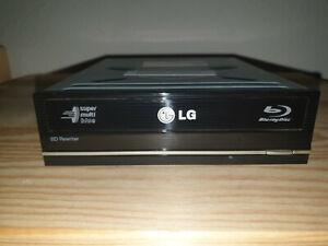 LG BH10LS38 Blu-Ray Brenner Recorder Laufwerk mit LightScribe schwarz