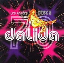 Les Annees Disco by Dalida (France) (CD, 2006, Universal Distribution)