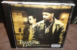 Training Day Motion Picture Soundtrack (CD, 2001)