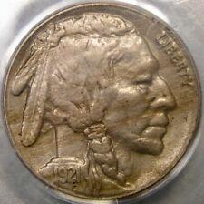 1921 S BUFFALO INDIAN HEAD NICKEL VERY APPEALING KEY DATE SHARP HORN PCGS AU 55*