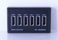 Bang & Olufsen Masterlink ML Distributor Box