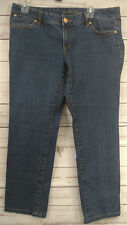 EUC Michael Kors Women's Relaxed Fit  Jeans Sz.12P (U36)