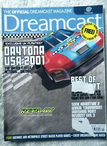 76499 Issue 16 The Official Dreamcast  Magazine 2001
