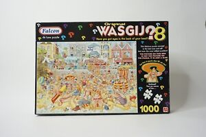 WASGIJ? 8 High Tide Falcon 1000 Piece Jigsaw Puzzle No. 10269 Bagged & Complete!