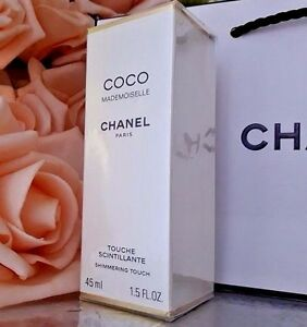 ❤️CHANEL Coco Mademoiselle Touche Scintillante Shimmering Touch 45ml.1.5oz☆☆☆☆☆