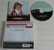 CD ALBUM BEST OF MASTER SERIE VOL 1 C JEROME 19 TITRES 2003