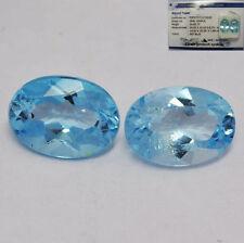 Diamanti e gemme blu