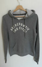 A&F Abercrombie And Fitch Womens Long Sleeve Hoodie Top Size Medium : LS244