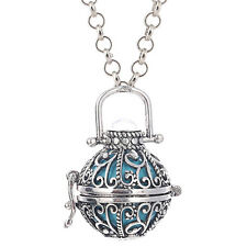 Harmony Ball Box Locket Necklace for Mexican Bell Prenatal Education Music Box #