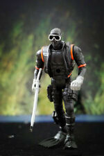 """3.75"""" Gi Joe Submarine Infiltrated Soldier with Accessorie  Rare Action Figure"""