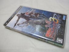 W/Tracking. S1 PSP Valkyria Chronicles III Unrecorded Chronicles 3E2 Japanese
