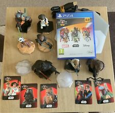 disney infinity 3.0 Star Wars Characters Plus PS 4 Game