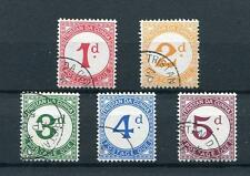Postage Due Tristanian Stamps