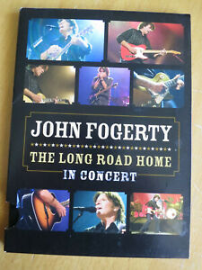 JOHN FOGERTY (CCR) in Concert - The Long Road Home - DVD