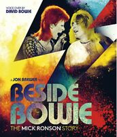 Beside Bowie - The Mick Ronson Story - New DVD - Pre Order - 8th June
