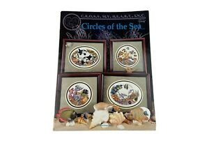 Cross My Heart Circles Of The Sea Cross Stitch Pattern Booklet