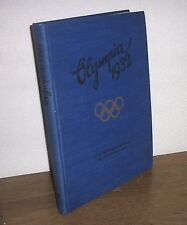 Olympia 1932 Los Angeles Reemstma Rarität Toppzustand