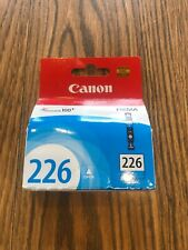 NEW Genuine Canon CLI-226 C CYAN PIXMA Ink Cartridge