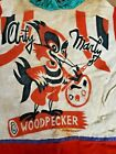 EXTREMELY RARE 'Arty Marty Woodpecker' Woody Woodpecker Halloween Costume c.1959