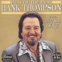 Hank Thompson, Hank Tompson - Best of the Best [New CD]
