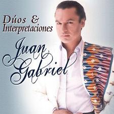 Various Artists - Juan Gabriel - Duos & Interpretaciones [New CD]