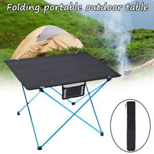 Portable Folding Table Tea  Camping Barbecue Square Table Outdoor