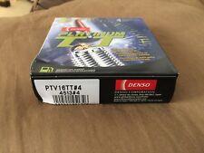 Set of 4 DENSO PTV16TT 4513 Platinum-Titanium TT Spark Plug