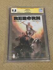 "Reborn 3 CGC 9.8 White Pages SS Capullo ""From the Collection of Greg Capullo""!!"
