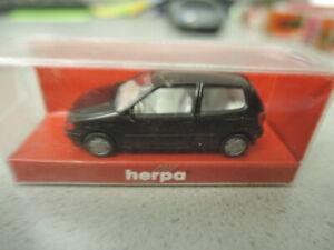 Herpa 021692 VW Polo schwarz 2-türig in OVP  (55/150)