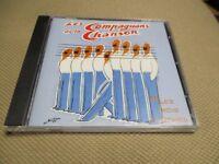 """CD """"LES COMPAGNONS DE LA CHANSON : LES 3 TROIS CLOCHES"""" 13 titres"""