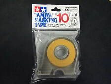 Tamiya Masking Tape for models 87031 - 10mm width (x 18m) with Dispenser