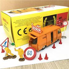 1:43 Atlas 570 A Dinky Toys Fourgon Peugeot Dépannage Autoroutes Car Toy Gift
