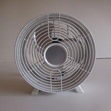 Ventilateur électrique FE20-C DEBAERENCO art déco XXe Belgique Chine