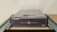 Dell PowerVault MD3000i iSCSI SAS/SATA RAID Storage Array 2x Controller w/ Rails