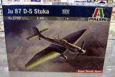 ITALERI 1/48 JU 87 D-5 Stuka 2709 SEALED