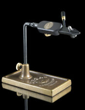 Regal Medallion Vise Tradional Head Bronze Base & 10 Discount Fly Tying Tools